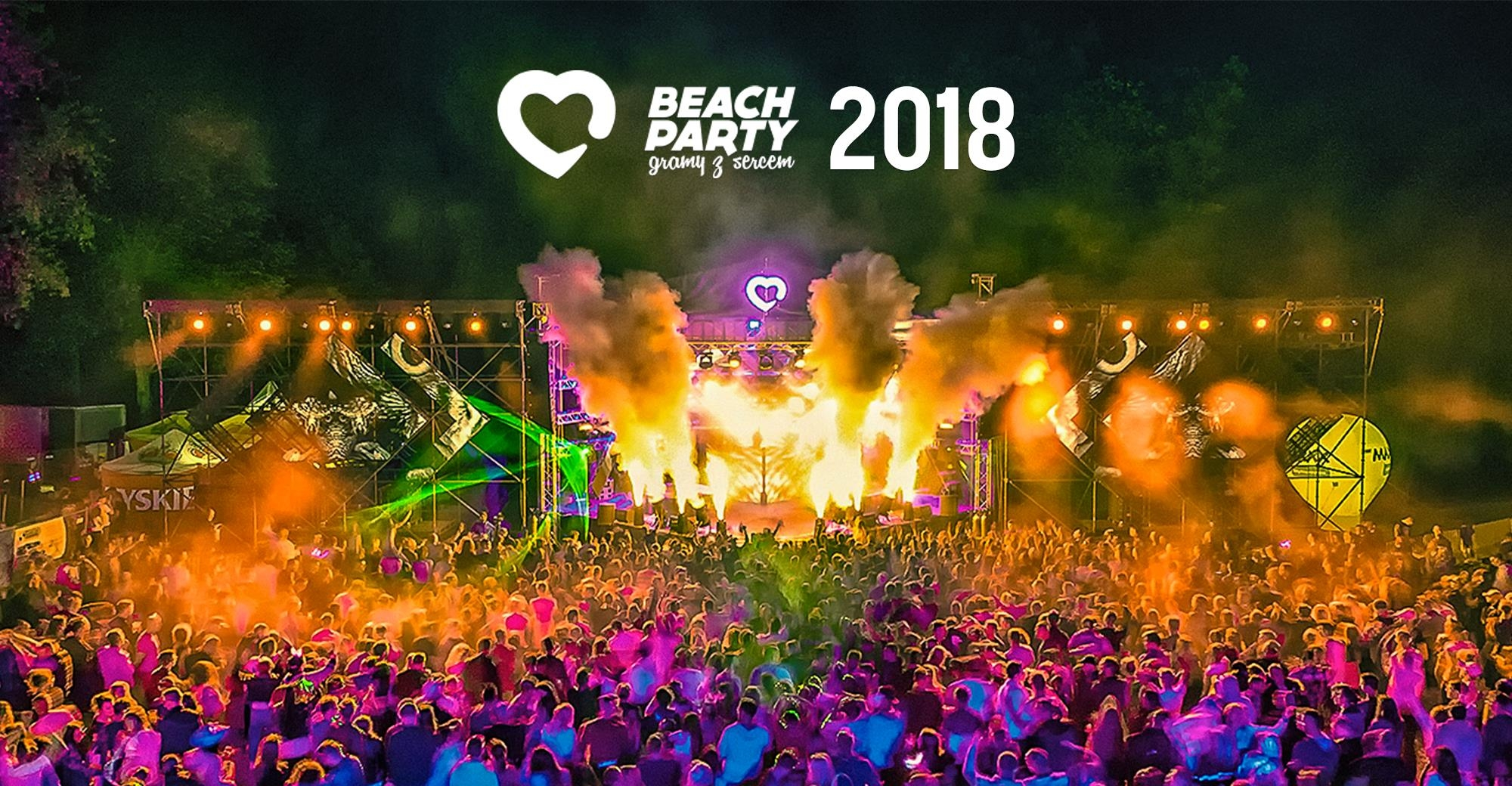 BEACH PARTY 2018 | Trzcianka